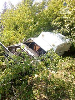 В наслідок ДТП в Сєвєродонецьку ніхто не постраждав