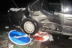 ДТП в Северодонецке: разбиты 2 иномарки, пострадали 6 человек