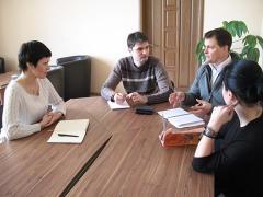 Австрійський Червоний Хрест прозвітував про свою діяльність на Луганщині