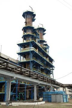 Северодонецкий «Азот» OSTCHEM проводит ремонт цеха производства азотной кислоты