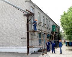 """Инновации в области энергосбережения на Северодонецком """"Азоте"""" OSTHEM сэкономят 3,6 млн. грн. ежемесячно"""