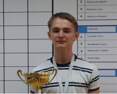 Всеукраїнський шаховий фестиваль виграв представник Луганської області
