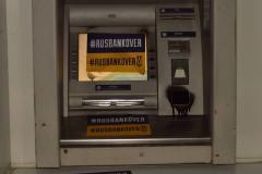 У Сєвєродонецьку невідомі патріоти приєднались до акції під назвою #rusbankover