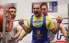 У другий день Чемпіонату Європи з пауерліфтингу відзначились луганські спортсмени