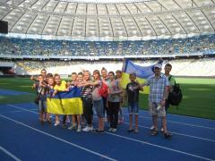 Двадцять дітей із Луганської області, постраждалих унаслідок бойових дій, відвідали Федеративну Республіку Німеччину