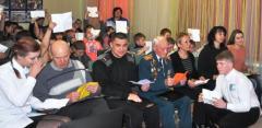 В Северодонецке прошла акция мира «День Белых журавлей»