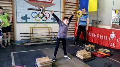 У Біловодську змагалися юні важкоатлети