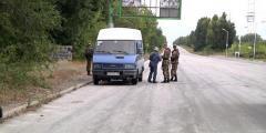 Боевики «ЛНР» установили новый блокпост на выезде из Луганска