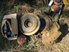 СБУ обнаружила тайник с боеприпасами у насосной станции в Лисичанске