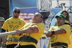 В Беловодске прошли «Богатырские игры»