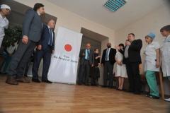 Лисичанскую центральную больницу восстановили после обстрелов двухгодичной давности