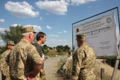 «Військові не підведуть Луганщину у відновленні мостів» - генерал-лейтенант Микола Мальков