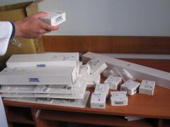 Луганська обласна дитяча лікарня отримала бронхоскоп