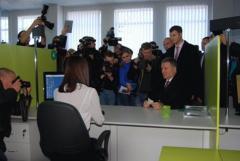 У Сєвєродонецьку відкрили новий сервісний центр МВС