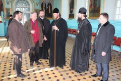Северодонецко-Старобельскую епархию посетили представители Всемирного Совета Церквей