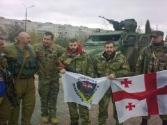 Северодонецк посетил Михаил Саакашвили