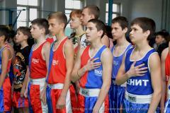 Чемпіонат Луганської області з боксу