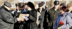 В Северодонецке День ликвидатора отметили традиционным митингом