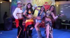 Девушки из Лисичанска покоряют танцевальные подиумы мира