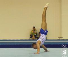 Луганские гимнасты привезли две бронзы с Чемпионата Европы