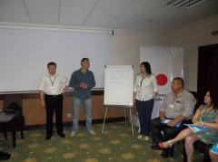 Презентація навчальної програми ПРООН