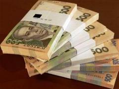 До зведеного бюджету з початку року надійшло 352,4 млрд. гривень