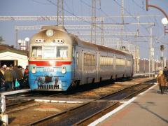 С 29 января возобновляет движение дизель-поезд Лисичанск-Купянск
