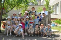 Учебное заведение комбинированного типа №12 «Малыш» отмечает свое пятидесятилетие