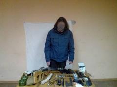 """СБУ затримала агентів незаконного збройного формування """"ДНР"""""""