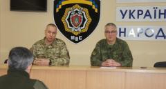 В Сєвєродонецьку представили нового очільника поліції