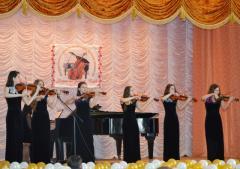 Скрипачи и виолончелисты региона сыграли на одной сцене
