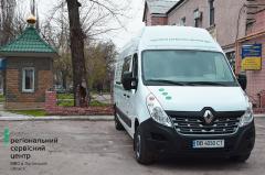 Мобільні сервісні центри МВС починають роботу у Луганській області