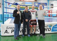 Кікбоксер луганщини став срібним призером Всеукраїнського турніру «Wizard open – 2016»