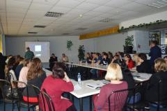 17 мая в бизнес – клубе «Европейский выбор» состоялся семинар «Новая процедура публичных закупок»