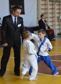 В Северодонецке состоялся чемпионат Луганской области по каратэ