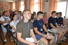 """На Луганщини стартував проміжний етап програми """"Студентська республіка"""""""