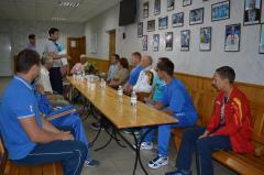 У Кремінній пройшла зустріч зі спортсменами-паралімпійцями