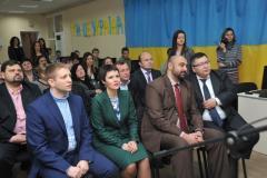 У Луганському центрі професійно-технічної освіти Державної  служби зайнятості запрацював новий комп'ютерний клас