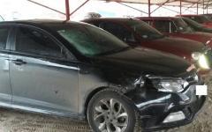 У Сєвєродонецьку інспектори поліції оперативно встановили водія, який скоїв ДТП і втік