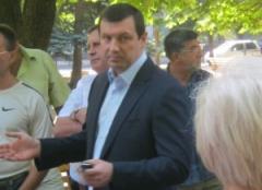В Лисичанске бывший мэр ведёт пророссийскую агитацию?