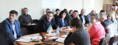 Засідання регіональної Дорадчої ради з питань енергоефективності та енергозбереження Луганщини