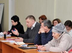 Круглий стіл для створення комфортного інформаційного простору пройшов в Сєвєродонецьку