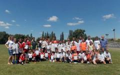 Возрождение спорта в селах Луганщины: футбол в Новопскове