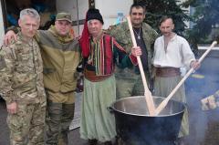 У Сєвєродонецьку стартувала акція «Єдина соборна Україна»!