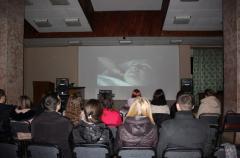 27 грудня - кінопоказ в Сєвєродонецькій СЗШ № 14