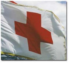Благодарность от Красного Креста