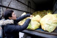 Дітлахам Луганщини було привезено 2200 гуманітарних наборів