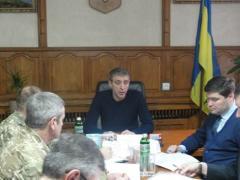 У Сєвєродонецьку пройшла нарада щодо питань поставок деревини для будівництва та ремонту фортифікаційних споруд