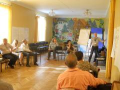 У Сєвєродонецьку розпочав роботу міжнародний Східноукраїнський форум «Відновлення через діалог»