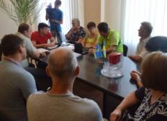Переселенцев из общежития университета В.Даля временно расселят в двух городах